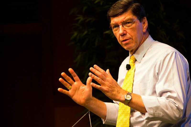 Clayton Christensen, Author of The Innovator's Dilemma